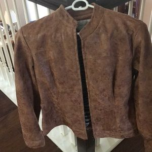 Jackets & Blazers - Coat sort cut to waist .